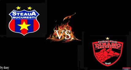 Steaua vs Dinamo - barometrul fotbalului nostru