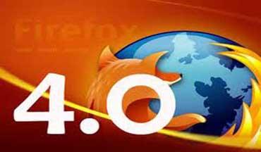 Firefox a ajuns la versiunea 4.0.