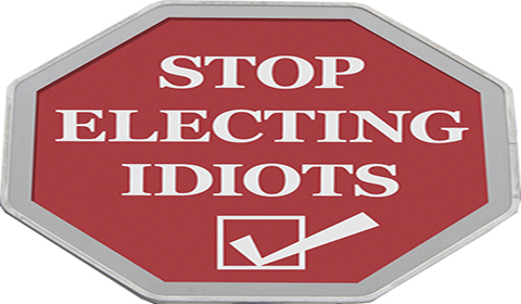 Au inceput pomenile electorale!