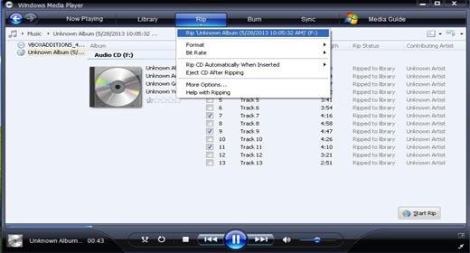 Cum sa copii un CD audio pe calculator!