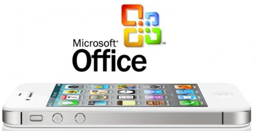 Posesorii de iPhone pot avea acum Microsoft Office, pe telefon!