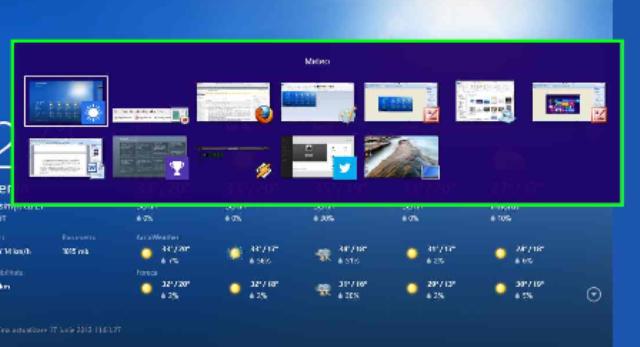 Cum puteti naviga usor printre programe in Windows 8!