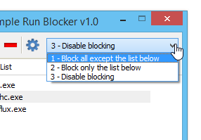 Simple-Run-Blocker-Type