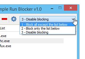 Simple-Run-Blocker-Type