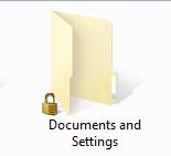 Folder blocat