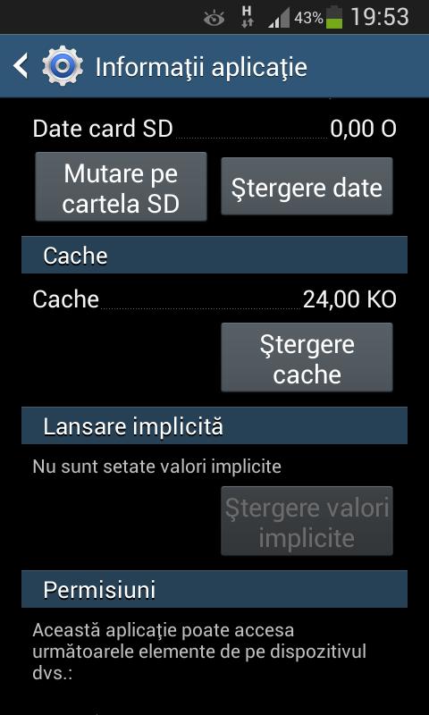 Probleme cu Androidul – curatati memoria cache!