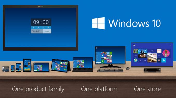 S-a lansat Windows 10! Iata care sunt noutatile!