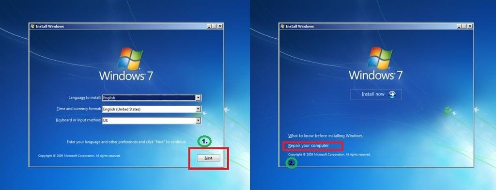 Dupa selectarea optiunii, uneori vi se cere sa alegeti ora si data la care sa restaurati sistemul vostru si apoi veti fi nevoit de reporniti calculatorul.