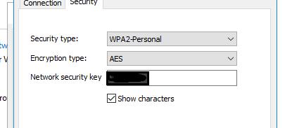 Cum afli parola la WIFI - Windows 10